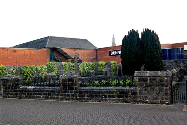 Ennis - Religious Site next to Dunnes Department Store