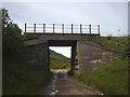 NN3328 : Railway bridge over the Cononish track by Karl and Ali