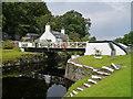 NR7993 : The Crinan Canal: Crinan Bridge by James T M Towill