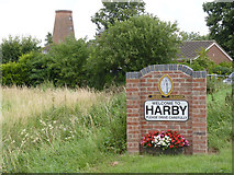 SK8770 : Welcome to Harby  by Alan Murray-Rust