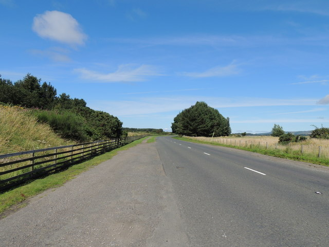 Road to Maidens near Turnberry