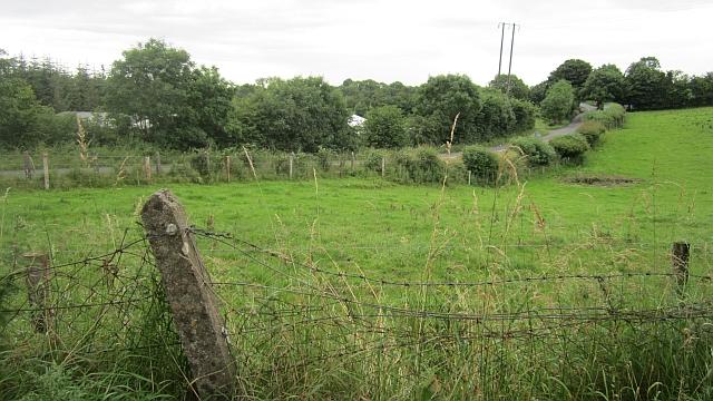 Field near Oldcastle