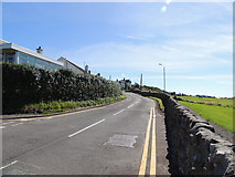 NS2515 : Castle Road, Dunure by Billy McCrorie
