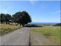 NS2916 : Hill Road near Carwinshoch by Billy McCrorie