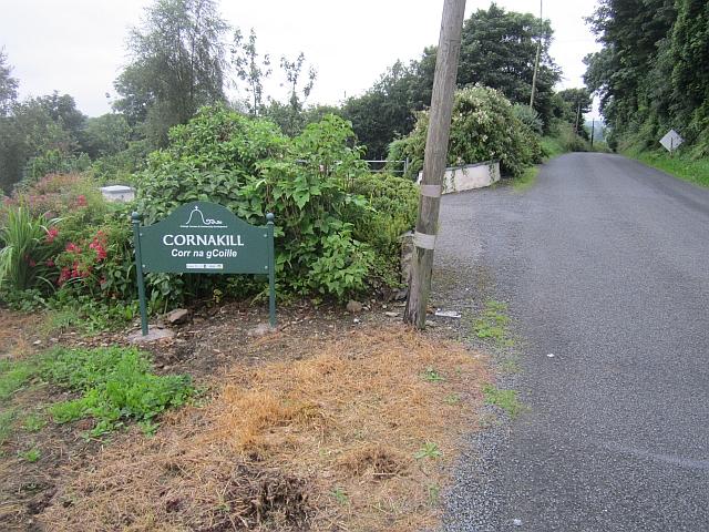 Local road, Cornakill