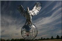 SK1814 : Royal Air Forces Association memorial by Derek Bennett