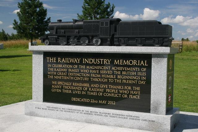 Railway Industry Memorial