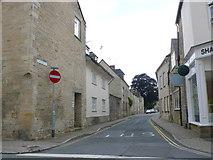 SP0202 : Thomas Street by Nigel Mykura