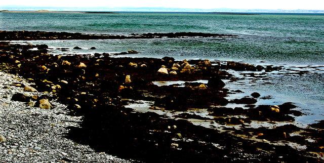 The Burren - Ballyvaghan - R477 - Atlantic Coastline