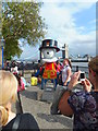 TQ3380 : Beefeater Mandeville at Tower of London by PAUL FARMER