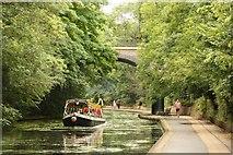 TQ2783 : Regent's Canal by Richard Croft