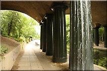 TQ2783 : Macclesfield Bridge by Richard Croft