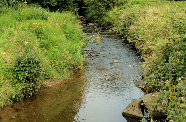 The Three Mile Water, Monkstown, Newtownabbey
