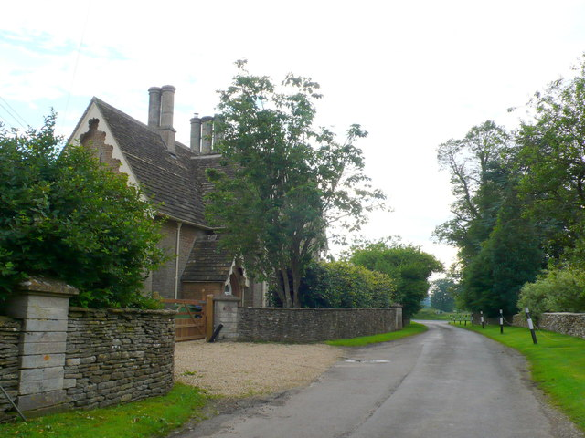 House at Willesley