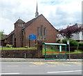 ST1898 : Oakdale : St David's Church, Penmaen by Jaggery