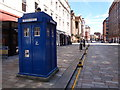 NS5965 : Police Box in Wilson Street by Ian Paterson