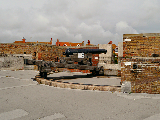 Redoubt Fortress, eastbourne
