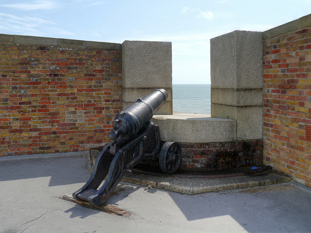 Redoubt Cannon