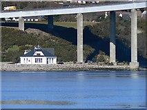 NH6647 : RNLI Building below the Kessock Bridge by Uilleam Donnachaidh