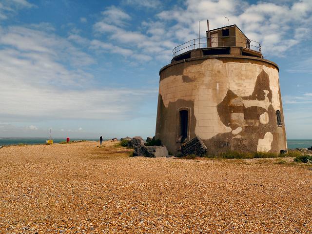 Martello Tower, Langney Point