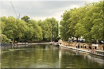 TQ2681 : Little Venice by Richard Croft