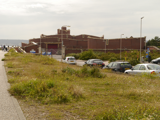 Wastewater Treatment Plant, Langney Point
