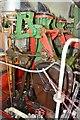 TG5207 : Lydia Eva - Triple Expansion Engine by Ashley Dace