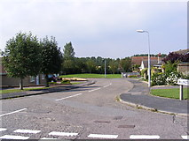 TM3877 : Allington Road, Halesworth by Adrian Cable