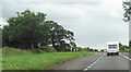 NY6522 : Junction for Crackenthorpe by John Firth