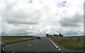 NY9112 : A66 east at Spital Hill by John Firth