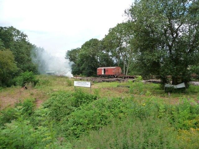 Coming soon, the Mountsorrel Railway