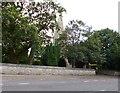 SU4410 : Weston, church steeple by Mike Faherty