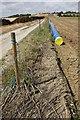 TF3463 : Covenham to Boston Pipeline, near Old Bolingbroke by Dave Hitchborne