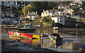 SX5447 : Rising tide at Noss Mayo by Derek Harper