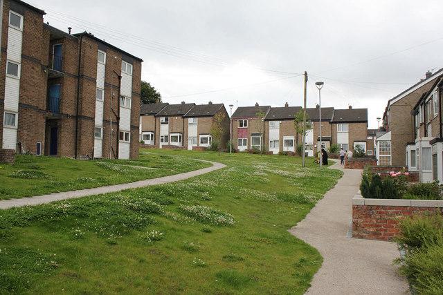 Thornbank, off Wigan Road