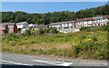 ST0895 : Waste ground, Abercynon by Jaggery