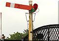 C7735 : Somersault signal, Castlerock (2) by Albert Bridge