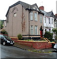 ST3087 : Late Victorian houses at the top end of Coldra Road, Newport by Jaggery