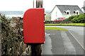 C7636 : Letter box, Castlerock by Albert Bridge
