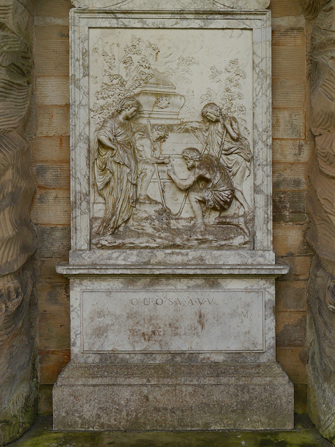 """The Shepherd's Monument and """"The Shugborough Inscription"""""""