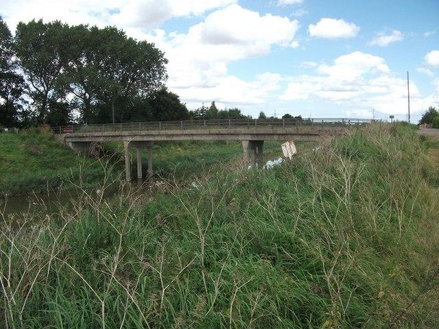 Kirkgate Bridge.