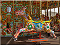 TQ3103 : Philip the Carousel Horse by David Dixon