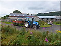 SH5739 : New Holland Tractor by Richard Hoare