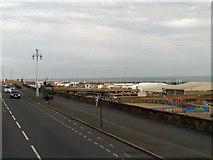 TQ3303 : Marine Drive by David Dixon