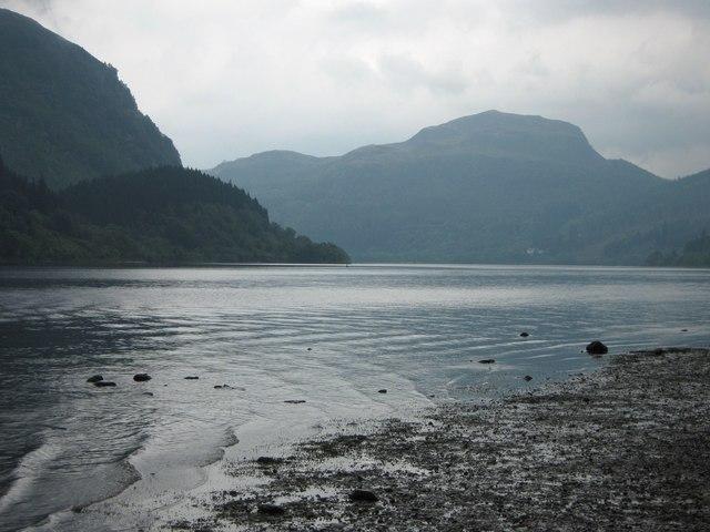 Moody Loch Lubnaig