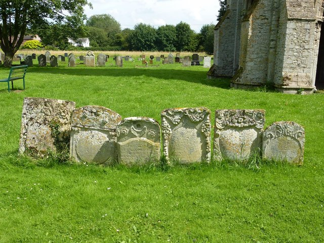Georgian headstones