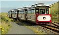 C9342 : Giant's Causeway train near Portballintrae by Albert Bridge