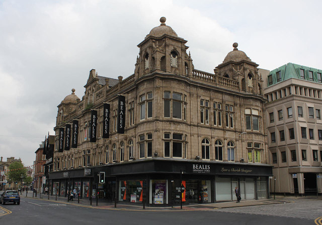 Beales Department Store, Deansgate