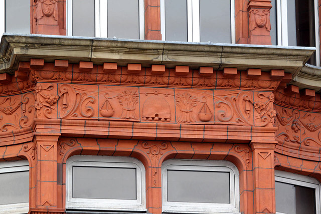St Georges House - detail 6