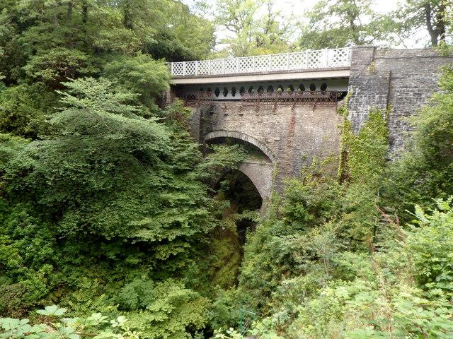 The Three Bridges, Devil's Bridge